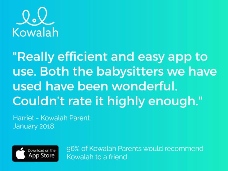 Kowalah Customer Quote - 070118
